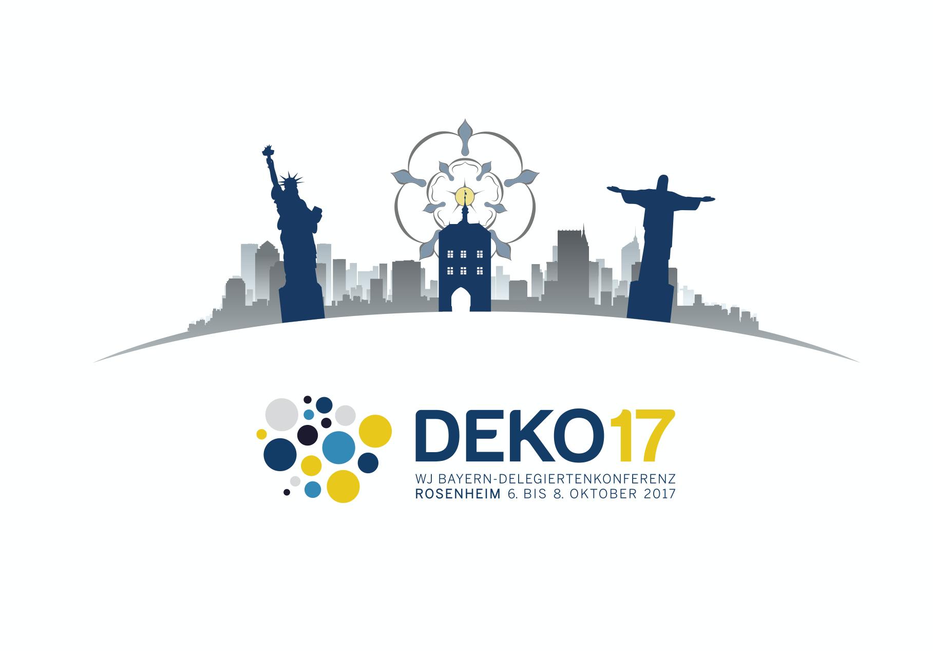 DeKo 2017 - Bayerische Jungunternehmer tagen in Rosenheim