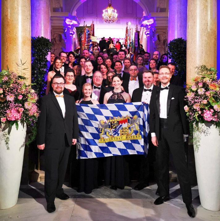 JCI Vienna Waltz Gala in der Hofburg