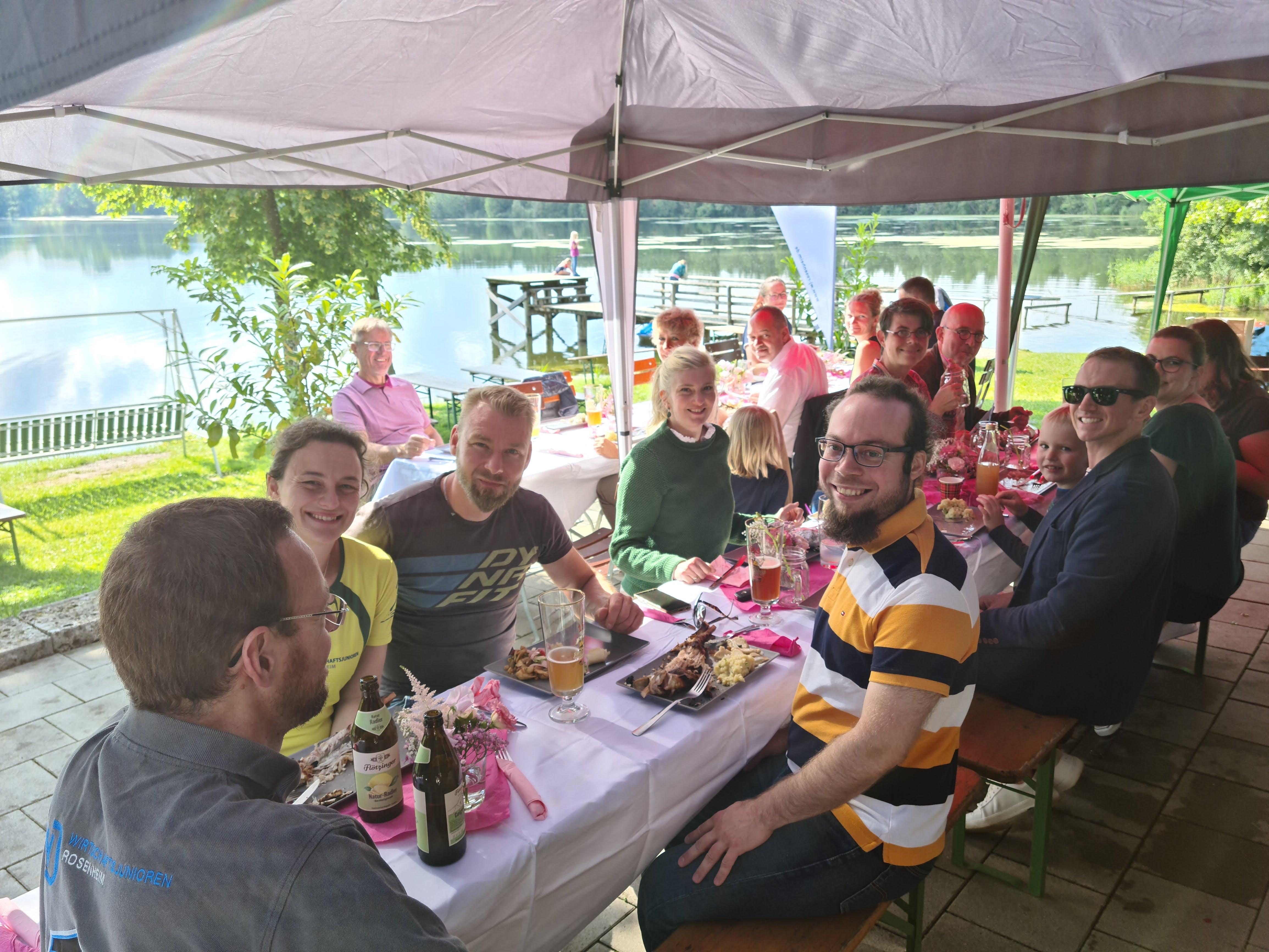 Sommerfest 2020 am Tinninger See