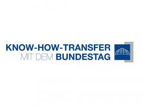 Know-how-Transfer im Bundestag