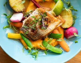 Aschermittwochs-Fischessen